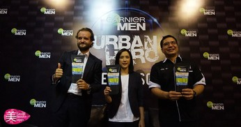 "Urban Hero Hunt: Garnier MEN dan Joe Taslim Mencari The Next ""Urban Hero"""