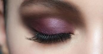 Tutorial Eye Makeup: Champagne Plum
