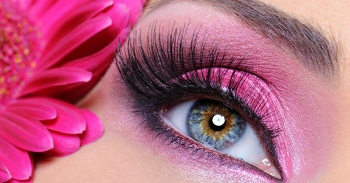 Tutorial Eye Makeup: Purple-pinklicious