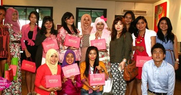 Kawaii Beauty Japan Beauty Blogger Gathering Bersama ZAP, Emina Kosmetik, dan Heavenly Blush