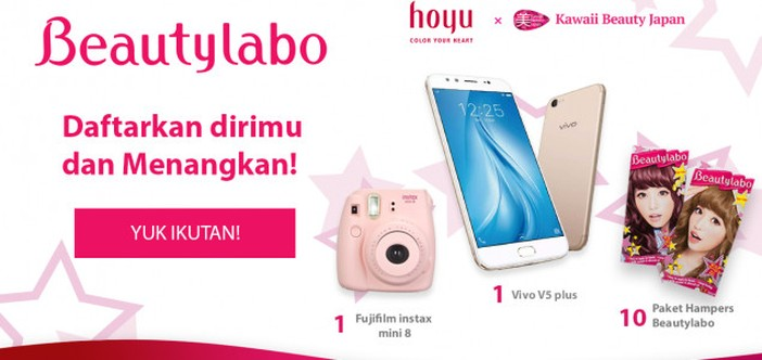 Kompetisi Blogging dari Beautylabo!