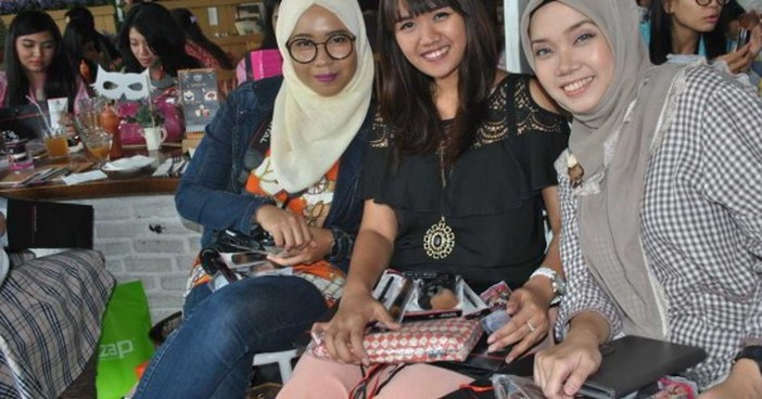 Serunya Kumpul Bareng Beauty Blogger di Beauty Blogger Meet Up