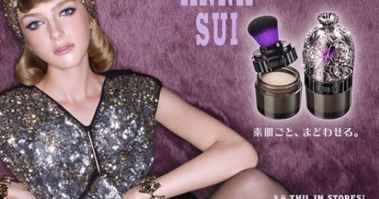 Foto Anna Sui's AUTUMN 2014 Collection