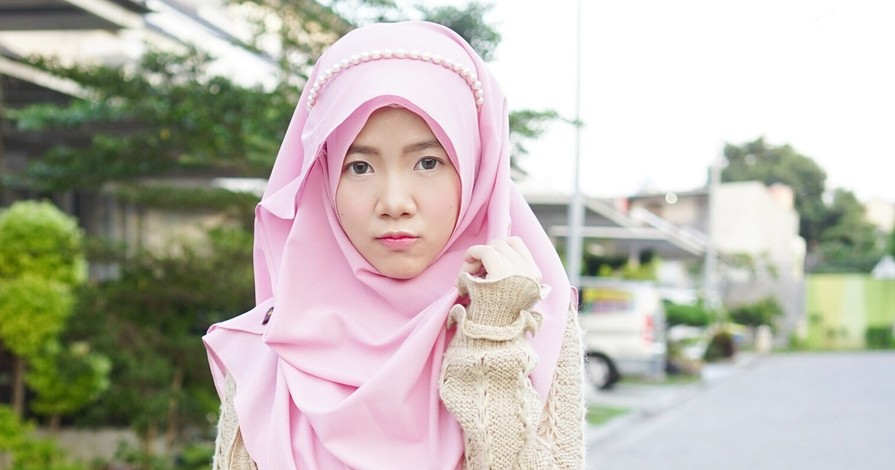 Foto Sheema Sherry, Beauty Blogger yang Super Kawaii