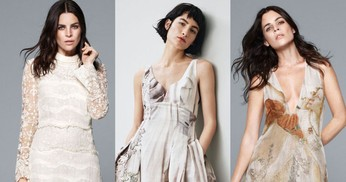 H&M's Conscious Exclusive Collection: Busana Pernikahan dan Pesta Eksklusif