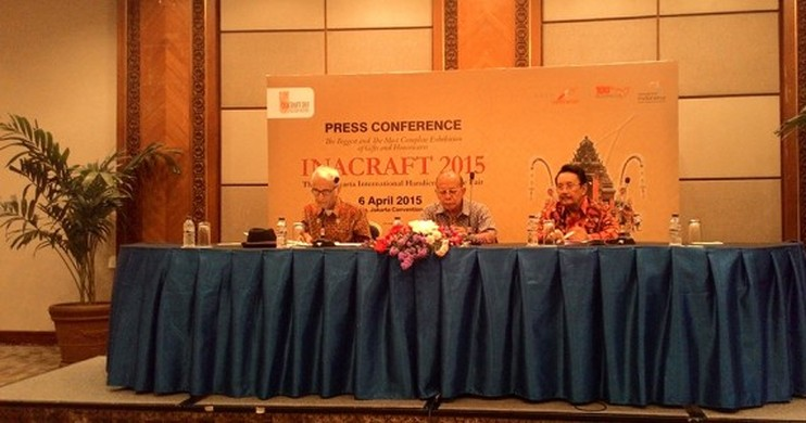 Foto INACRAFT 2015: Through Enchanting Bali Towards Global Market