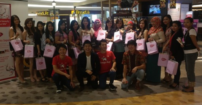 Keseruan Blogger Gathering Bersama Kawaii Beauty Japan!