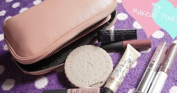 What's in My Makeup Pouch?