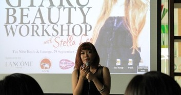 Gyaru Beauty Workshop with Stella Lee