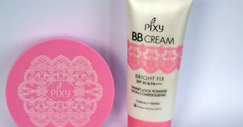 REVIEW: Seharian Bersama PIXY BB Cream Bright Fix